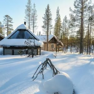 Arctic Hut Laanila