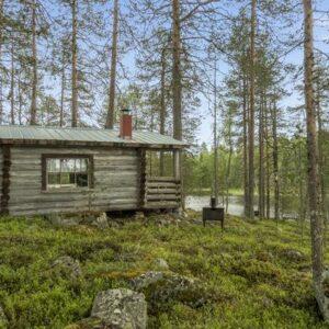 Järvi-Naskuttaja Eräkämppä