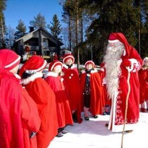 Joulupukin Mökki