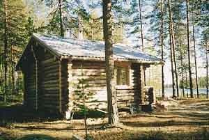 Mäntyjärvi Eräkämppä