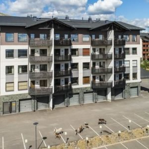 Nordic Chalet 8304 Talvikaudella 2019-2020 2 Hissilippua Sisältyy Hintaan