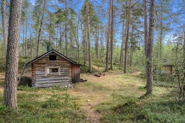 Nukkumajoki Eräkämppä