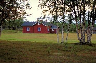 Pakanajoki Eräkämppä
