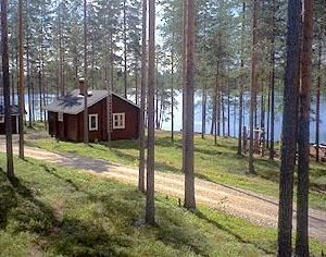 Peurajärvi/Raate Eräkämppä