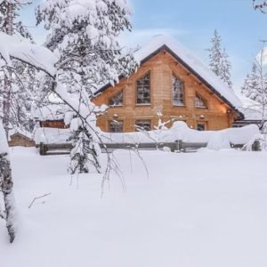 Sarah´S Dreamhome In Lapland