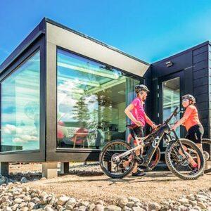 Sky Cabin Glass Suitet