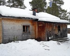 Ukonjärvi Eräkämppä